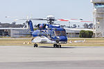 Bond Helicopters Australia (VH-NYZ) Sikorsky S-92A taxiing at Wagga Wagga Airport.jpg