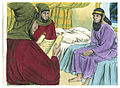 Book of Esther Chapter 6-1 (Bible Illustrations by Sweet Media).jpg