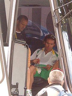 Santiago Botero Colombian cyclist