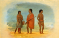 Botocudo chief his wife and a young man.PNG