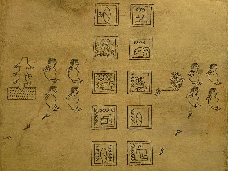 File:Boturini Codex (folio 8).JPG