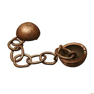 Chain-shot - French chain shot
