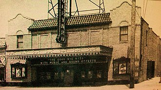 Havertown, Pennsylvania - The Boulevard Theater Grand Opening 1928