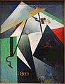 Box-R-Bild by Kurt Schwitters, 1921 - Galleria nazionale d'arte moderna - Rome, Italy - DSC05478.jpg