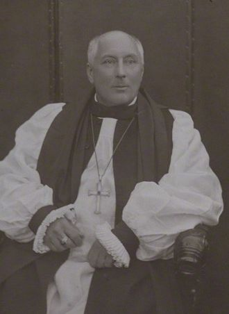 Archbishop of Wales - Image: Bp Charles Green NPG