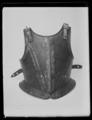 Bröstharnesk för tornering. Sverige 1620-tal - Livrustkammaren - 45065.tif