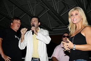 Stacy Carter - Carter at an Independent event in 2010.