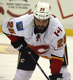 Brandon Bollig ice hockey player from the United States