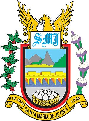 Santa Maria de Jetibá - Image: Brasaopmsmj