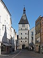 Braunau am Inn, der Stadttorturm - Salzburger Tor Dm41795 foto8 2017-08-08 08.46.jpg