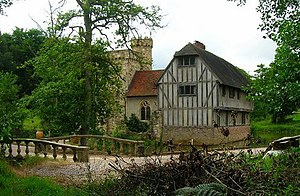 Heathfield, East Sussex - Braylsham Castle