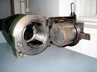 Breechloader Class of gun