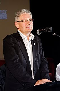 Brendon Burns (politician) New Zealand politician