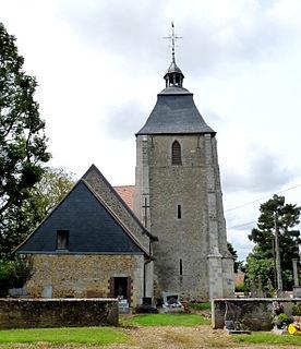 Bretagnolles Commune in Normandy, France