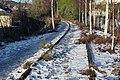 Brevik stasjon jernbanespor.jpg
