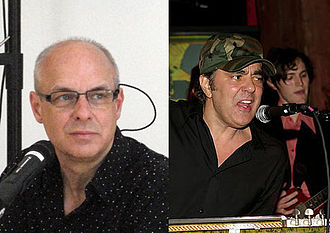 The Joshua Tree - Brian Eno and Daniel Lanois produced the album, their second time working with U2.