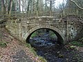 Bridge over Stanley Burn. - geograph.org.uk - 151152.jpg
