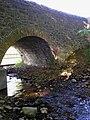 Bridge over the Batts Burn at St Helens - geograph.org.uk - 804058.jpg