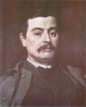 George H. Steuart (brigadier general) - Portrait of Brigadier General George H. Steuart