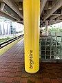 Brightline Advertising Brickell Metrorail Station (30984487767).jpg