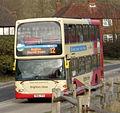 Brighton & Hove bus 912 (YN56 FFO), 8 March 2010.jpg