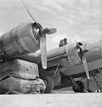 British Equipment at An American Airfield- Anglo-american Co-operation in Wartime Britain, 1943 D15137.jpg