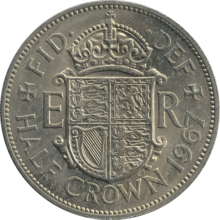 Half Crown British Coin Wikipedia