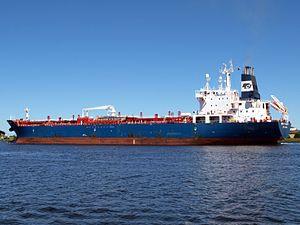 Bro Priority at Port of Amsterdam, 2009 03.JPG