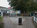 Brockley station eastern entrance.JPG