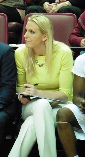 Florida State Seminoles women's basketball - Wyckoff played at Florida State from 1997-2001 and is currently an assistant coach for the Seminoles.