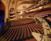 Howard Gilman Opera House Bam S Facilities Include