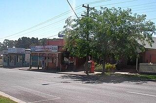 Brown Hill, Victoria Suburb of Ballarat, Victoria, Australia