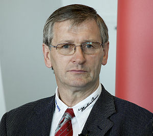 Bruce Rioch - Rioch, photographed in 2008