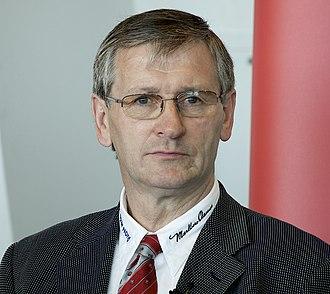 Bruce Rioch - Rioch, photographed in 2008
