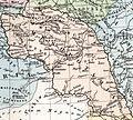 Brue, A H ; Levasseur, E 1875 Asie Mineure, Armenie, Syrie, Mesopotamie (P).jpg