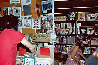 Bud Plant Inc. - Bud Plant's booth at the 1982 San Diego Comic-Con.