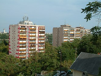 Budafok - Budafok housing estate