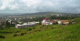 Southwest Region (Cameroon) region of Cameroon