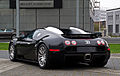 Bugatti Veyron 16.4 – Heckansicht (7), 5. April 2012, Düsseldorf.jpg