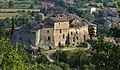 Bugnara Castle after quake.jpg