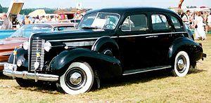 Buick Roadmaster - 1938 Roadmaster