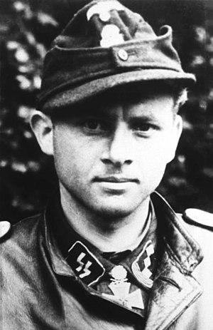 Michael Wittmann - Michael Wittmann in 1944