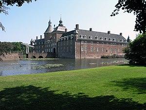 Lordship of Anholt - Anholt castle