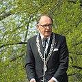Burgemeester De Graaf houdt toespraak, april 2011.jpg