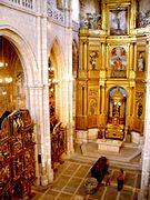 Burgos - San Esteban, interior 14.JPG