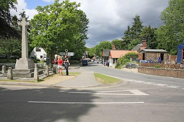 Burley, Hampshire