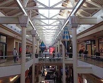 Burlington Mall (Massachusetts) - Burlington Mall in 2014.