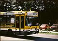 Bus-Sonderfahrt Universiade Duisburg, 1989.jpg