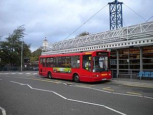 D&G Bus - Midland Marshall Capital bodied Dennis Dart in Bilston in October 2011