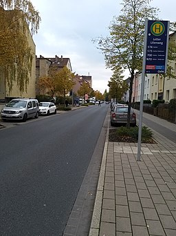 Lilienweg in Seelze